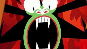 Samurai Jack: Battle Through Time TV Spot, 'Master Every Weapon' - Thumbnail 10