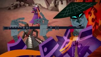 Samurai Jack: Battle Through Time TV Spot, 'Master Every Weapon' - Thumbnail 6