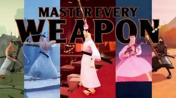 Samurai Jack: Battle Through Time TV Spot, 'Master Every Weapon' - Thumbnail 8