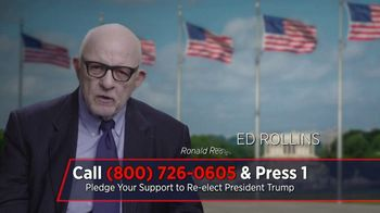 Great America PAC TV Spot, 'Five Million Phone Responses' Featuring Ed Rollins - 9 commercial airings