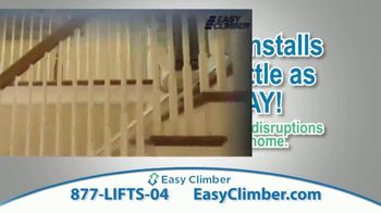 Easy Climber TV Spot, '20 Percent Off or Free Zinger Wheelchair' - Thumbnail 7