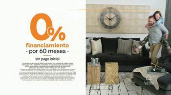 Ashley HomeStore TV Spot, 'Programa de alivio Ashley Cares: aprovecha' [Spanish] - Thumbnail 3