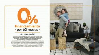 Ashley HomeStore TV Spot, 'Programa de alivio Ashley Cares: aprovecha' [Spanish] - Thumbnail 4