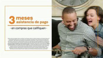 Ashley HomeStore TV Spot, 'Programa de alivio Ashley Cares: aprovecha' [Spanish] - Thumbnail 5