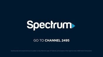 Spectrum Sports Pack TV Spot, 'Best Seat in the House' - Thumbnail 6