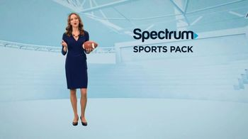 Spectrum Sports Pack TV Spot, 'Best Seat in the House' - Thumbnail 1