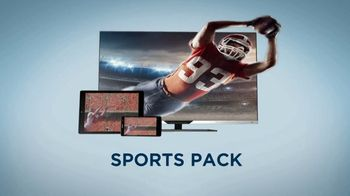 Spectrum Sports Pack TV Spot, 'Best Seat in the House' - Thumbnail 2
