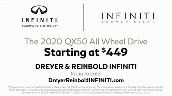 Infiniti Summer Event TV Spot, 'Places to Go' Song by Judith Hill [T2] - Thumbnail 9