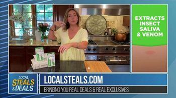 Local Steals & Deals TV Spot, 'Bug Bite' Featuring Lisa Robertson - Thumbnail 4