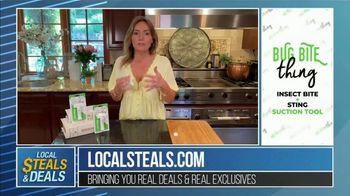 Local Steals & Deals TV Spot, 'Bug Bite' Featuring Lisa Robertson - Thumbnail 7