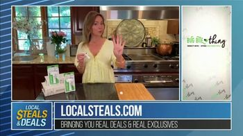 Local Steals & Deals TV Spot, 'Bug Bite' Featuring Lisa Robertson - Thumbnail 8