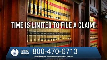 The O'Neal Law Firm TV Spot, 'Roundup Helpline' - Thumbnail 6