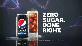 Pepsi Zero Sugar TV Spot, 'Money in the Bank' Song by The Knocks - Thumbnail 10