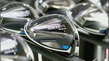 Dick's Sporting Goods TV Spot, 'Golf Galaxy: Hot Selection: Walter Hagen BOGO' - Thumbnail 3