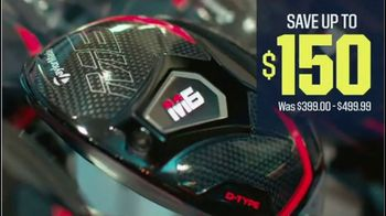 Dick's Sporting Goods TV Spot, 'Golf Galaxy: Hot Selection: Walter Hagen BOGO' - Thumbnail 4
