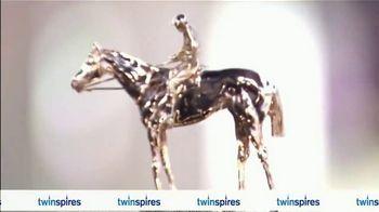 Twin Spires TV Spot, 'Thrill of Winning: $25 Free Bonus Bet'