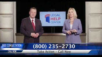 Legal Help Center TV Spot, 'Reminder: Digestive Cancer'