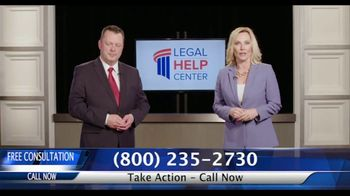 Legal Help Center TV Spot, 'Reminder: Digestive Cancer' - Thumbnail 5