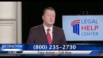 Legal Help Center TV Spot, 'Reminder: Digestive Cancer' - Thumbnail 8