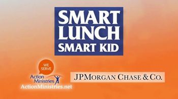 JPMorgan Chase & Co. TV Spot, 'Smart Lunch Smart Kid Program' - Thumbnail 5