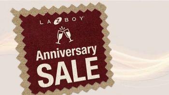 La-Z-Boy Anniversary Sale TV Spot, 'Buy One, Get One Recliners: $599' - Thumbnail 2
