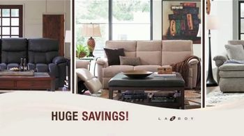 La-Z-Boy Anniversary Sale TV Spot, 'Buy One, Get One Recliners: $599' - Thumbnail 8