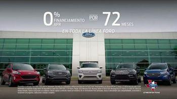 Promesa Ford TV Spot, 'Salir adelante' [Spanish] [T2] - Thumbnail 6