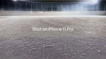 Apple iPhone 11 Pro TV Spot, 'Hockey Tape' Featuring Marc-Andre Fleury, Mark Stone - Thumbnail 1