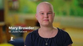 St. Jude Children's Research Hospital TV Spot, 'Mary Browder' - Thumbnail 1