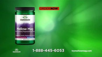 Swanson Health Mellow Mag TV Spot, 'A Mellow Place' - Thumbnail 8