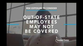 Trusted Choice TV Spot, 'Remote Work Force: Additional Risks' - Thumbnail 4