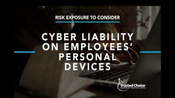 Trusted Choice TV Spot, 'Remote Work Force: Additional Risks' - Thumbnail 5