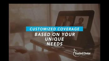 Trusted Choice TV Spot, 'Remote Work Force: Additional Risks' - Thumbnail 7