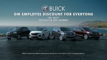 Buick Employee Discount for Everyone TV Spot, 'Surprise Dinner Party' Song by Matt and Kim [T2] - Thumbnail 7