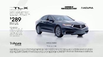 Acura Summer of Performance Event TV Spot, 'Well Said' [T2] - Thumbnail 6
