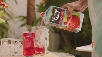 Minute Maid Fruit Punch TV Spot, 'Toda la familia' [Spanish] - Thumbnail 1