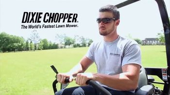 Dixie Chopper TV Spot, 'More Muscle for Your Money'