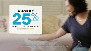 Ashley HomeStore TV Spot, 'Dos días más grandes para ahorrar' [Spanish] - Thumbnail 4