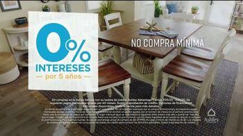 Ashley HomeStore TV Spot, 'Dos días más grandes para ahorrar' [Spanish] - Thumbnail 5