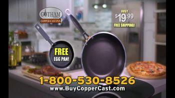 Gotham Steel Copper Cast Pan TV Spot, 'Hearty Taste' Featuring Daniel Green - Thumbnail 10