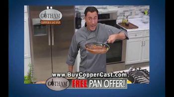 Gotham Steel Copper Cast Pan TV Spot, 'Hearty Taste' Featuring Daniel Green - Thumbnail 3