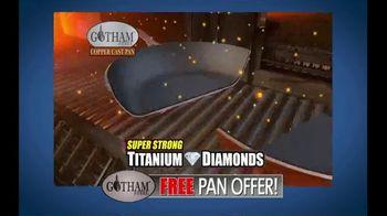 Gotham Steel Copper Cast Pan TV Spot, 'Hearty Taste' Featuring Daniel Green - Thumbnail 4