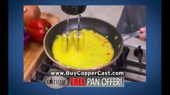 Gotham Steel Copper Cast Pan TV Spot, 'Hearty Taste' Featuring Daniel Green - Thumbnail 5