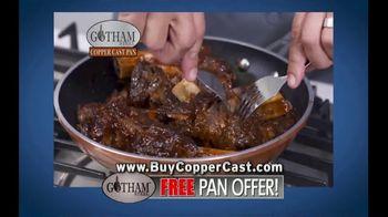 Gotham Steel Copper Cast Pan TV Spot, 'Hearty Taste' Featuring Daniel Green - Thumbnail 6