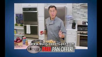 Gotham Steel Copper Cast Pan TV Spot, 'Hearty Taste' Featuring Daniel Green - Thumbnail 7