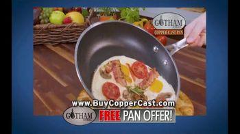Gotham Steel Copper Cast Pan TV Spot, 'Hearty Taste' Featuring Daniel Green - Thumbnail 8