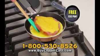 Gotham Steel Copper Cast Pan TV Spot, 'Hearty Taste' Featuring Daniel Green - 37 commercial airings