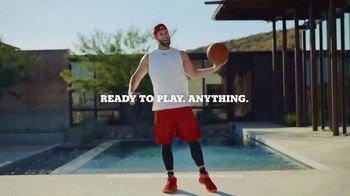 Gatorade TV Spot, 'Ready to Play Anything: Basketball' Featuring Bryce Harper, Zion Williamson - Thumbnail 10