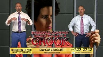 Lerner and Rowe Injury Attorneys TV Spot, 'Over the Years'