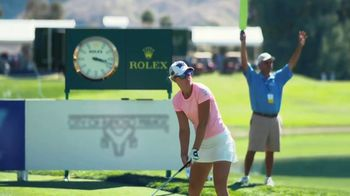 Rolex TV Spot, 'Women's Golf' - Thumbnail 3